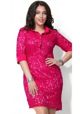 b732ad63539 Кружевное платье футляр — Купить платье в интернет-магазине с ...