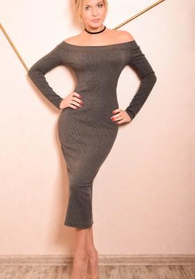 35b93ef53b83 Купить платье принт горошек 20088 в интернет магазине mirplatev.ru ...