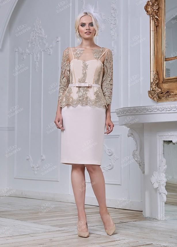 7735d13b459c4c3 Купить платье футляр с баской и кружевом nn034b в интернет магазине ...