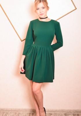 b6fe317bc9b Купить зеленое платье в Москве. Интернет-магазин ателье платьев ...