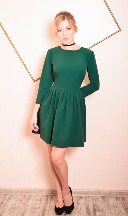 c4947d77426 Купить зеленое платье в Москве