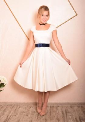 528ac0d99fa Купить платье с рукавом и без в Москве. Интернет-магазин ателье ...