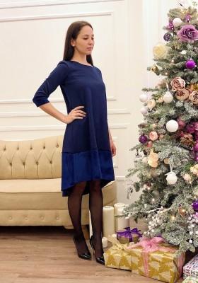 18baadabd42 Купить платье с ассиметричной юбкой в Москве. Интернет-магазин ...