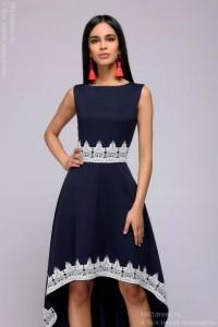 cf4180a383db Купить ретро платье горошек 19385 в интернет магазине mirplatev.ru ...