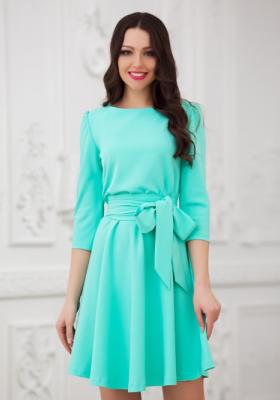 5925c7b00e8 Купить платье трапеция в Москве. Интернет-магазин ателье платьев ...