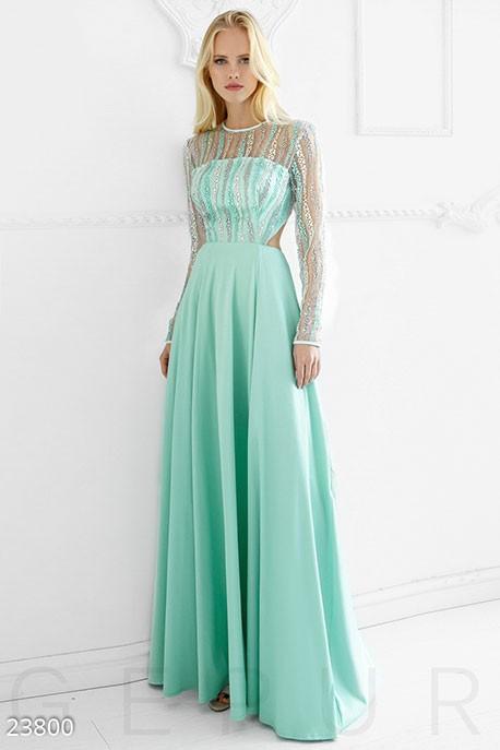 6472ce16d85ed66 Купить восхитительное вечернее платье 23800 в интернет магазине ...