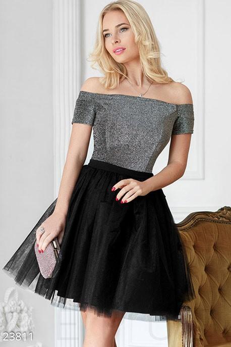 11229de8dda Купить коктейльное платье-пачка 23811 в интернет магазине mirplatev ...