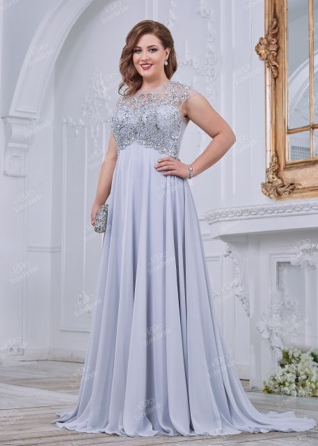 a672b9ebbad Купить длинное вечернее платье в пол со стразами ch009b в интернет ...