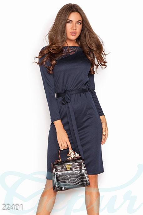 714b5ab768ea Купить элегантное трикотажное платье 22401 в интернет магазине ...