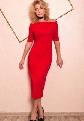 805a0325028 Купить красное платье в Москве. Интернет-магазин ателье платьев ...