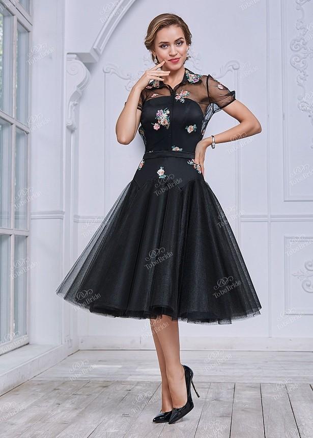 8b880af5a90fdd8 Купить платье с пышной юбкой из фатина tb019b в интернет магазине ...