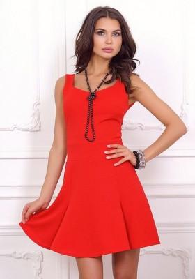 088997ee319 Купить коралловое платье в Москве. Интернет-магазин ателье платьев ...