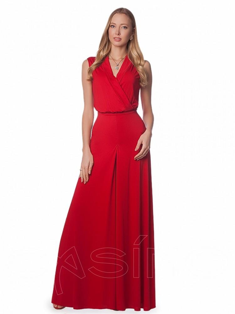 887fa7ac6b2 Купить платье cs 217 красное в интернет магазине mirplatev.ru ...