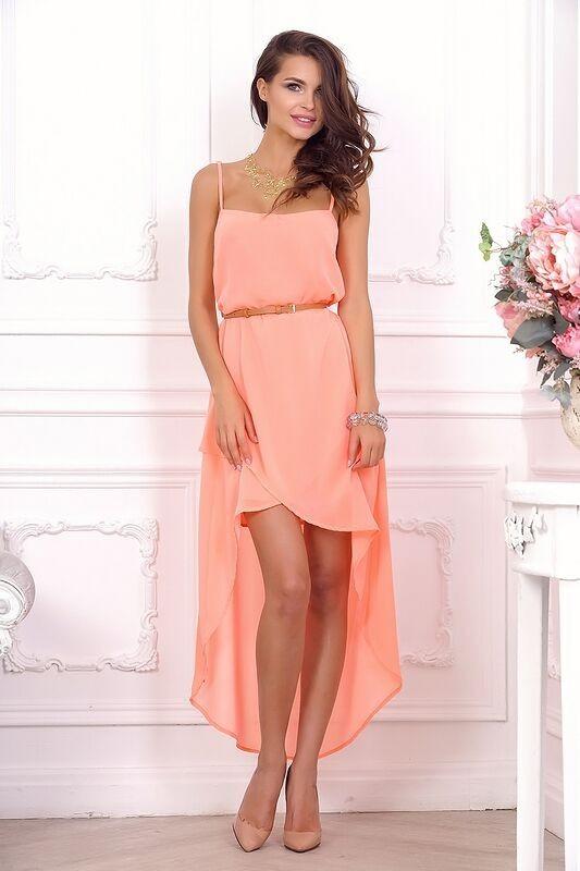 c03708d58ae Купить платье длинное со шлейфом и открытой спиной 21009 розовое в ...