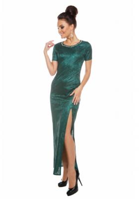 5cfd5d1767d7a43 Купить прямое платье без рукавов с кружевом epicode love розовое в ...
