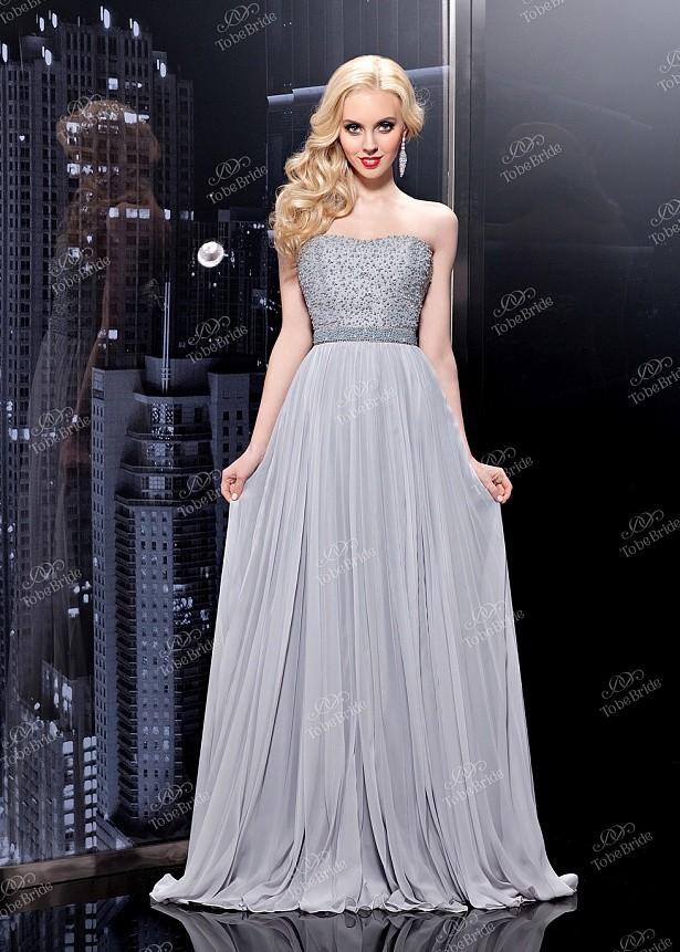 77edfe6d9f4 Купить платье со стразами без рукавов и юбкой в складку mc048b в ...