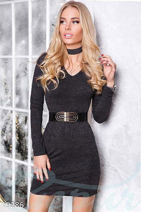 7d57849fd8d Купить изысканное повседневное платье 19286 в интернет магазине ...