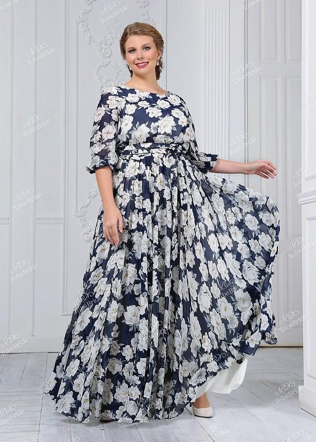 7a8954fdba575 Купить длинное платье в пол с рукавами nd103b в интернет магазине ...