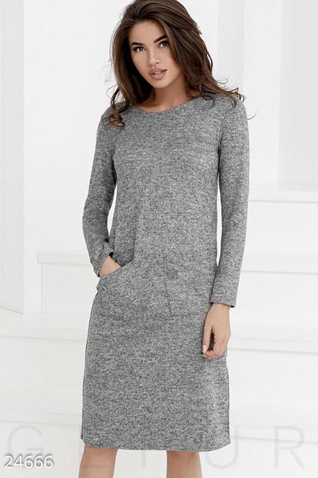 1dd9e1ae38f7 Купить прямое платье-миди 24666 в интернет магазине mirplatev.ru ...