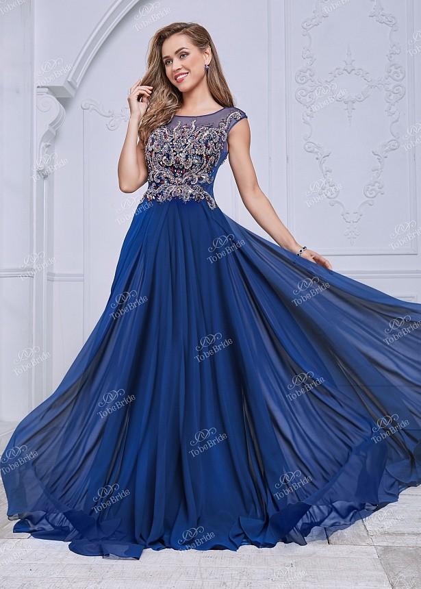 667ca9c8d54 Купить платье со стразами без рукавов mc0100b в интернет магазине ...