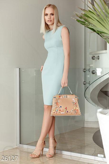 598d75f7156 Купить летнее платье-футляр 26127 в интернет магазине mirplatev.ru ...