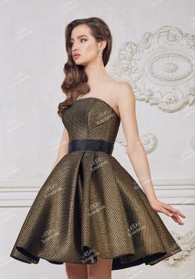 53ffc61d663 Купить коричневое платье в Москве. Интернет-магазин ателье платьев ...