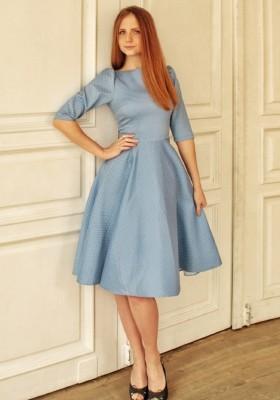 661d53dcd1e Купить платье с запахом без рукавом seam 4440 белое в интернет ...