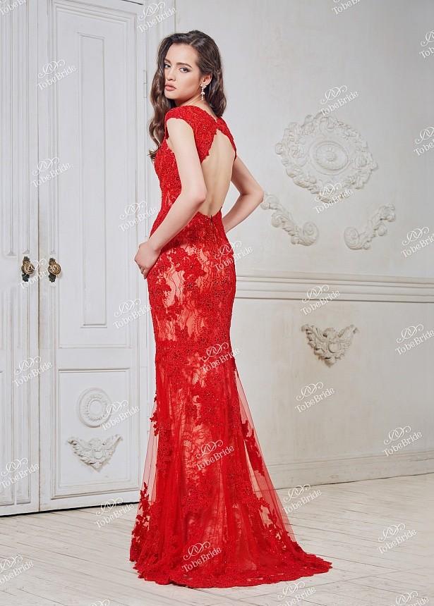 64b780f25d6f213 Купить прозрачное кружевное платье со стразами ch002b в интернет ...