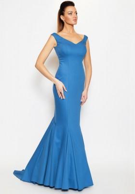 9e19a264058 Голубое платье на выпускной — Купить платье в интернет-магазине с ...